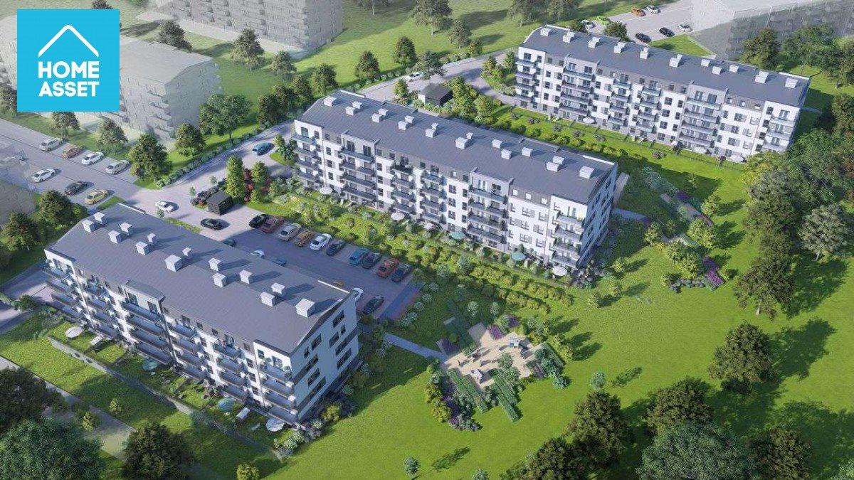 Mieszkanie trzypokojowe na sprzedaż Gdańsk, Łostowice, Pastelowa  53m2 Foto 4