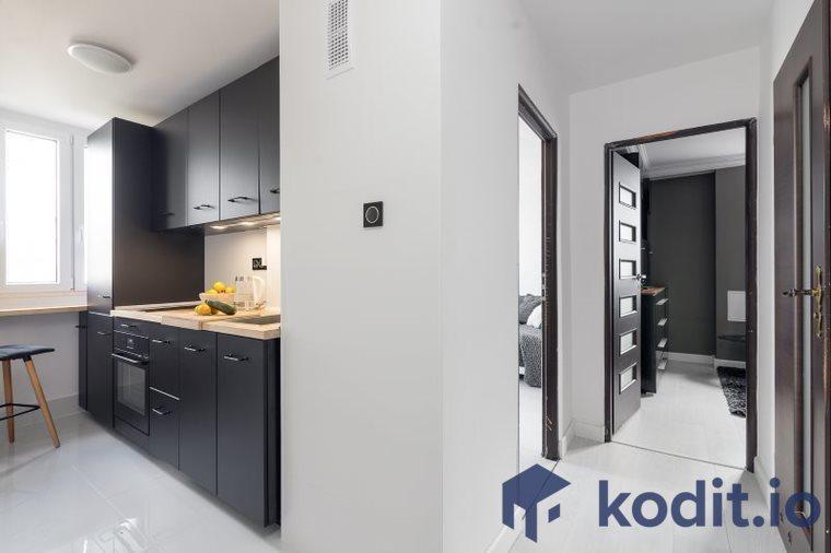 Mieszkanie trzypokojowe na sprzedaż Warszawa, Wola, Krochmalna  58m2 Foto 7