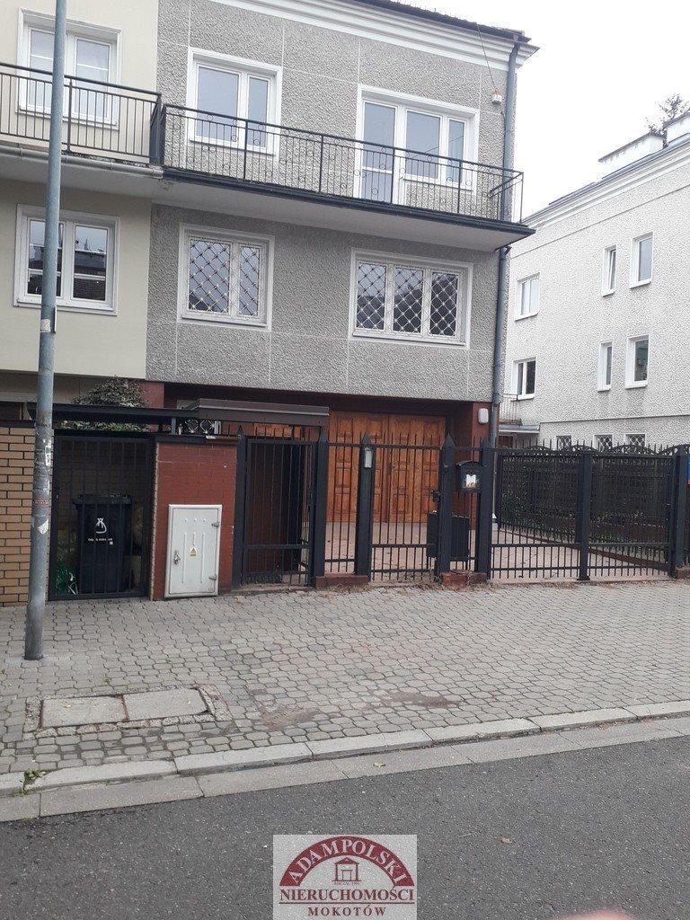 Dom na sprzedaż Warszawa, Mokotów, Służew, Wróbla  218m2 Foto 1