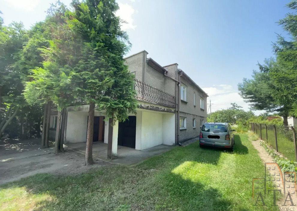 Dom na sprzedaż Pęgów, Główna  217m2 Foto 1