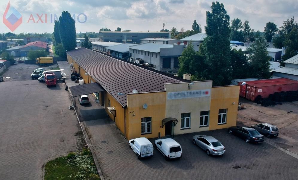 Lokal użytkowy na sprzedaż Płock  1524m2 Foto 1