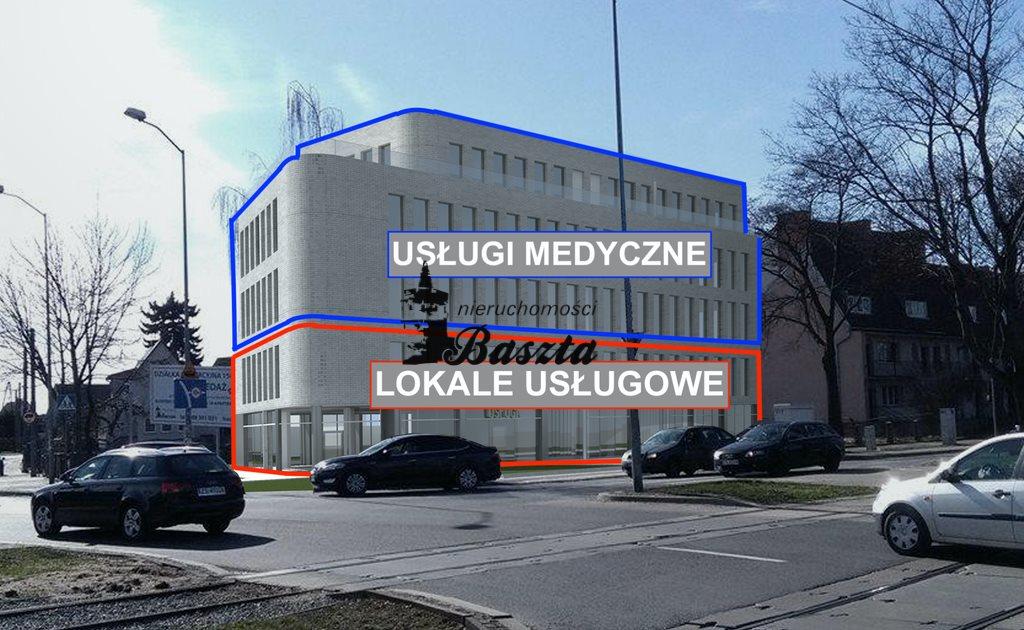Działka komercyjna na sprzedaż Szczecin  1488m2 Foto 3
