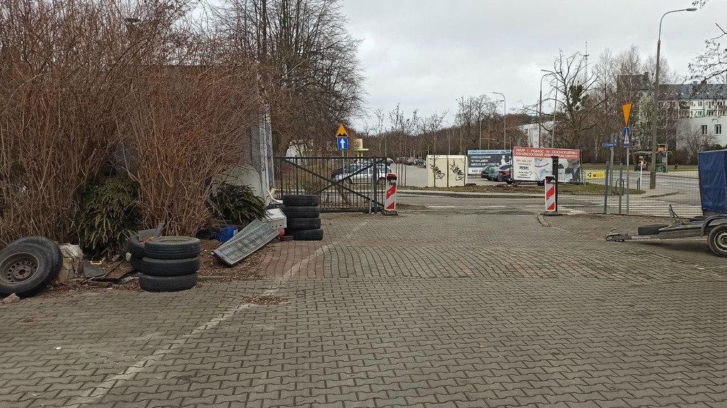 Działka inwestycyjna pod dzierżawę Gdynia  1095m2 Foto 1