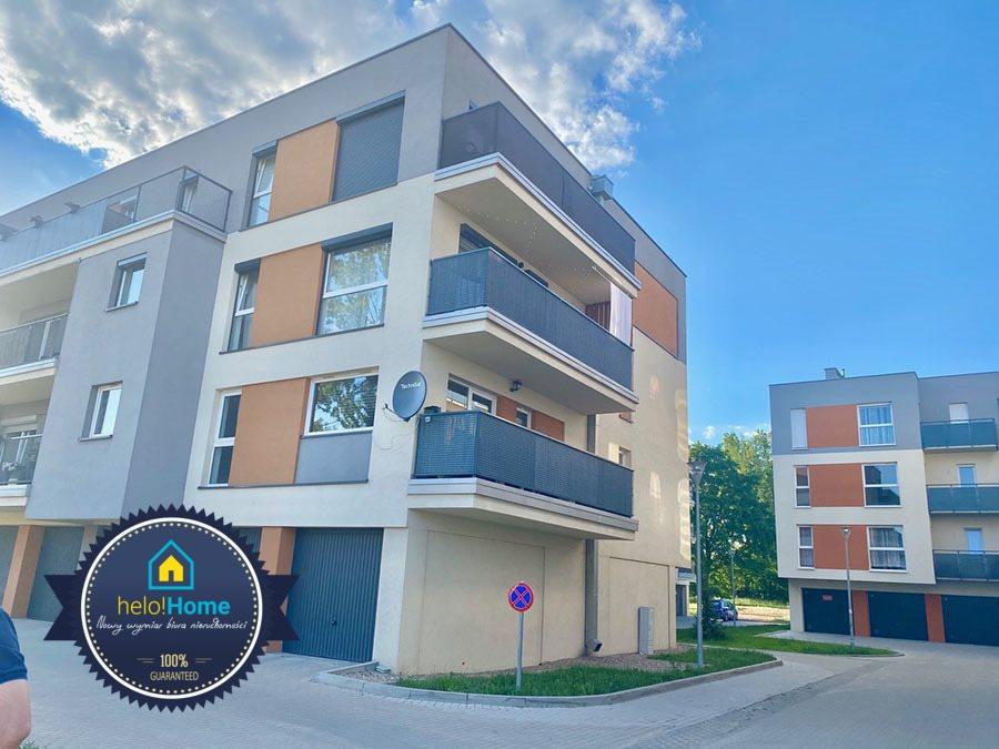 Mieszkanie dwupokojowe na sprzedaż Leszno, Gronowo  32m2 Foto 7