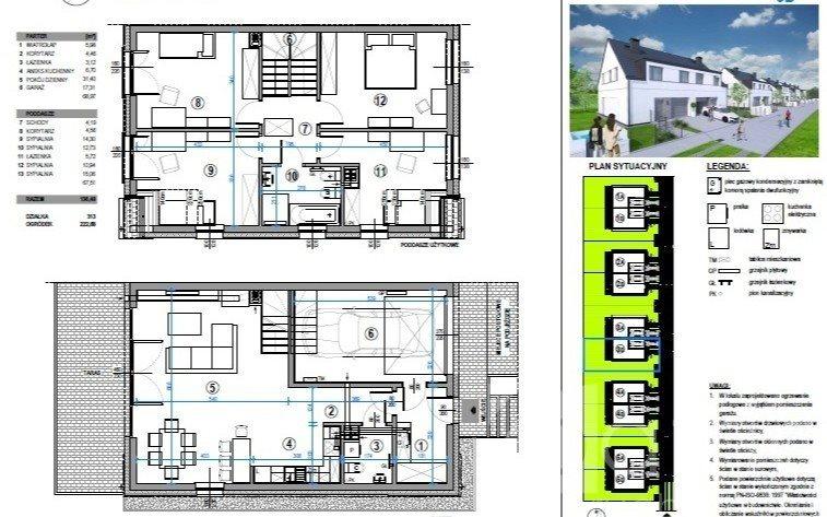 Dom na sprzedaż Mierzyn  136m2 Foto 1