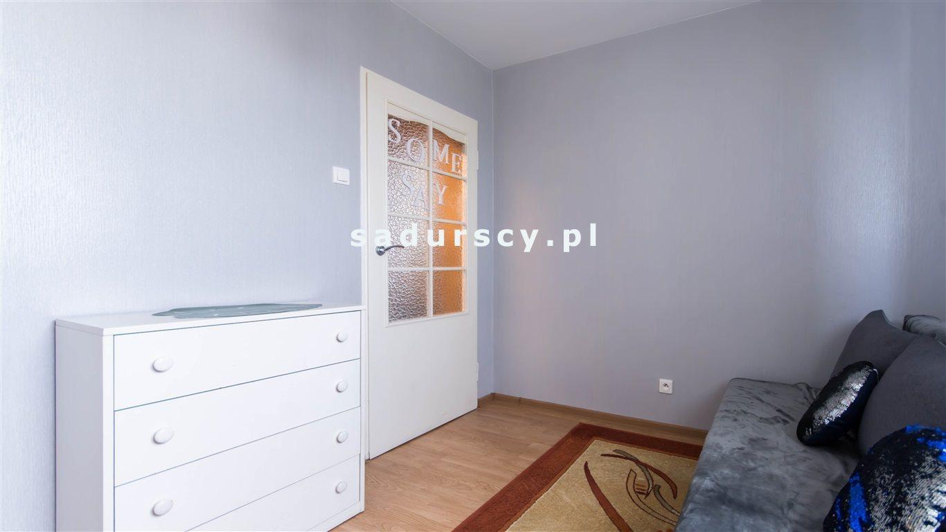 Mieszkanie trzypokojowe na sprzedaż Kraków, Grzegórzki, Dąbie, Widok  46m2 Foto 9