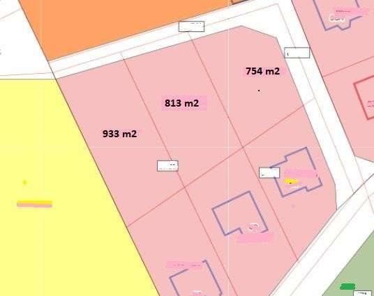 Działka budowlana na sprzedaż Jastrzębie-Zdrój, Centrum  800m2 Foto 1