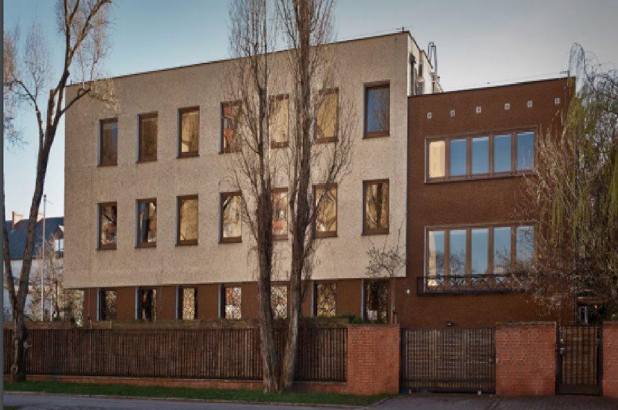 Dom na wynajem Warszawa, Praga-Południe, SASKA KĘPA WILLA NA BIURO  865m2 Foto 1