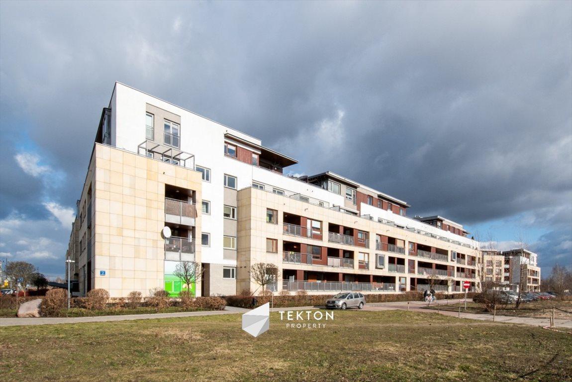 Mieszkanie trzypokojowe na sprzedaż Warszawa, Wilanów Błonia Wilanowskie, Aleja Rzeczypospolitej  90m2 Foto 12
