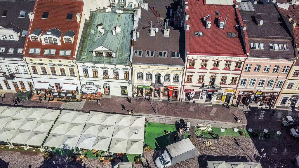 Lokal użytkowy na sprzedaż Rzeszów, rynek Rynek  623m2 Foto 2