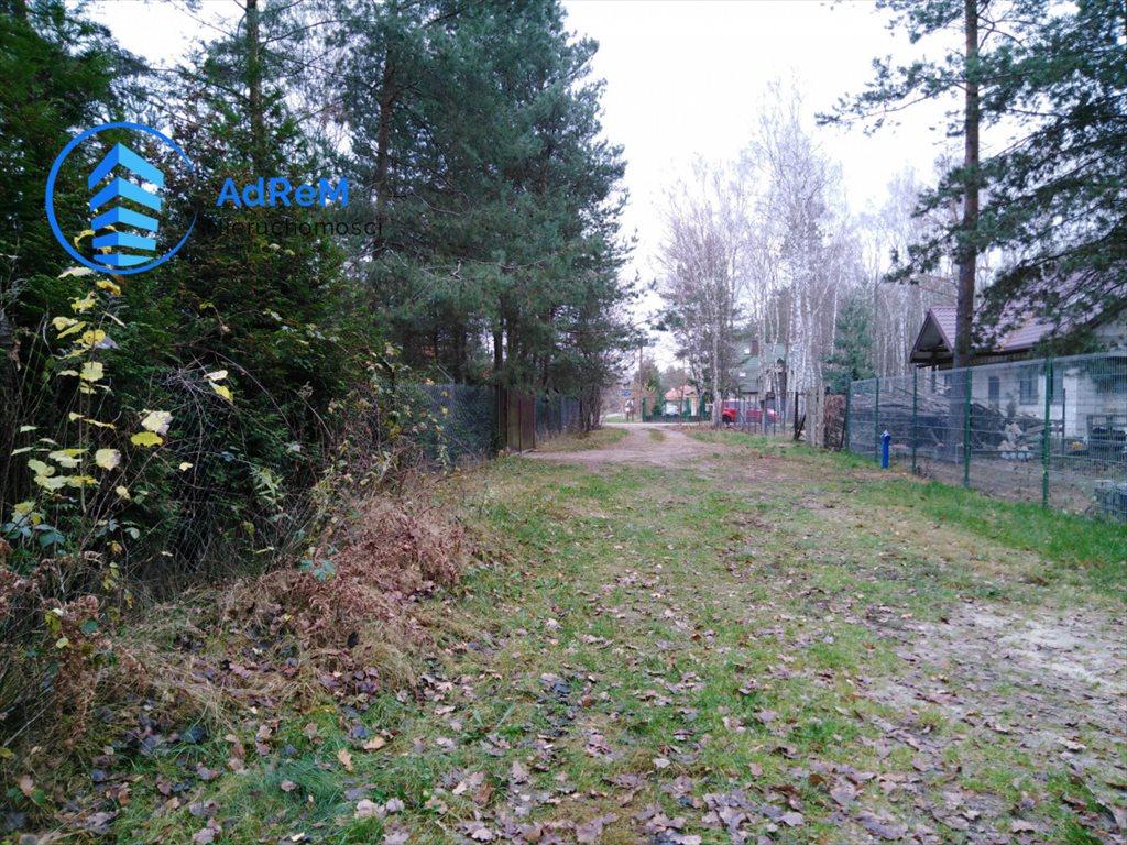 Działka leśna na sprzedaż Nowy Prażmów, Leśna  1521m2 Foto 1