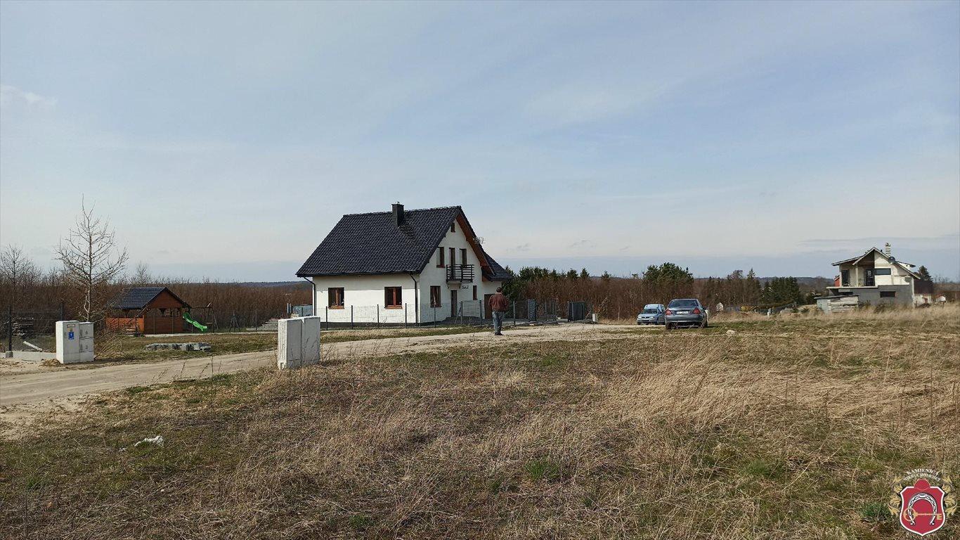 Działka budowlana na sprzedaż Darzlubie, Nowa  834m2 Foto 4