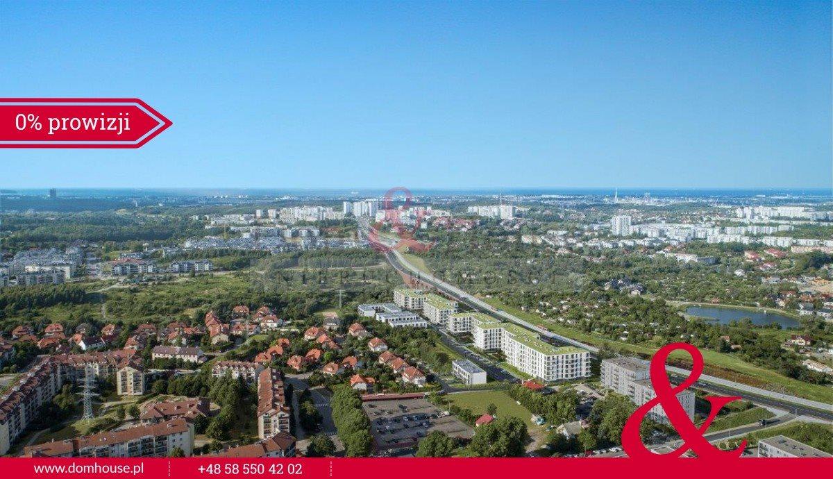 Mieszkanie trzypokojowe na sprzedaż Gdańsk, Morena, Kraśnięta  65m2 Foto 6