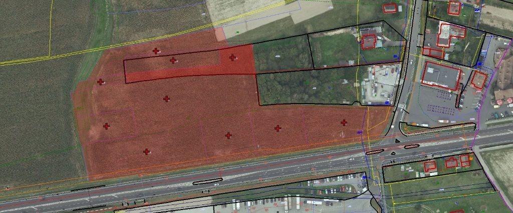 Działka budowlana na sprzedaż Rzeszów  23387m2 Foto 8