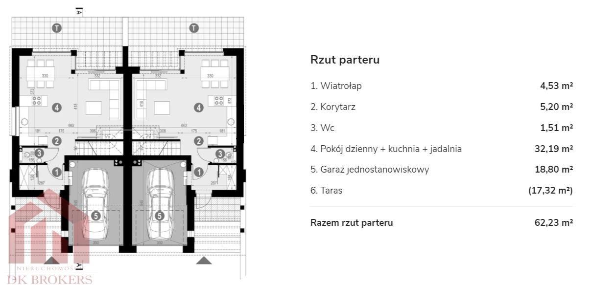 Dom na sprzedaż Rzeszów, Zwięczyca, Karkonoska  113m2 Foto 5