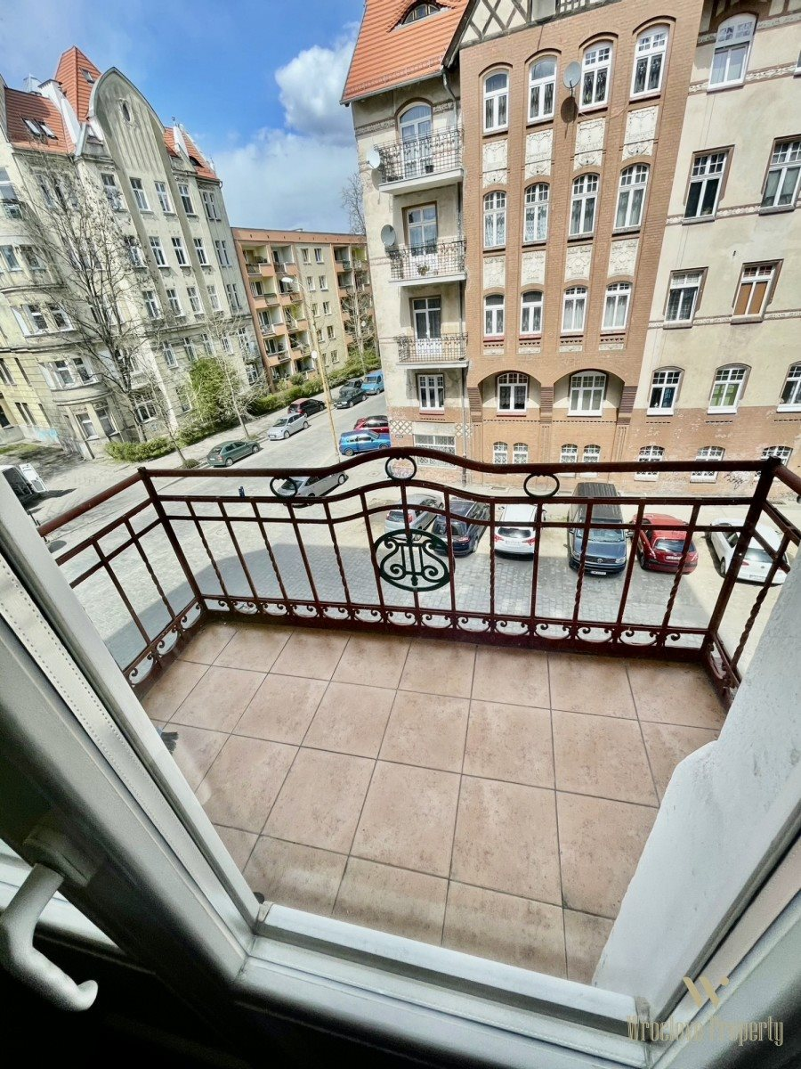 Mieszkanie trzypokojowe na sprzedaż Wrocław, Śródmieście, Mikołaja Reja  76m2 Foto 4