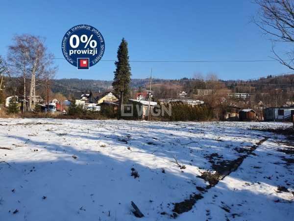 Działka inwestycyjna na sprzedaż Wisła, centrum  3350m2 Foto 1