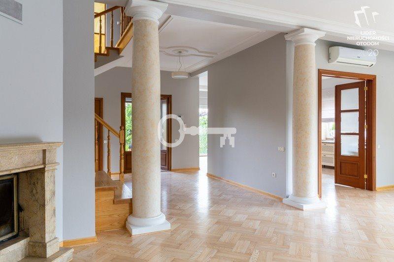 Dom na wynajem Warszawa, Mokotów Dolny, Siekierki  300m2 Foto 10
