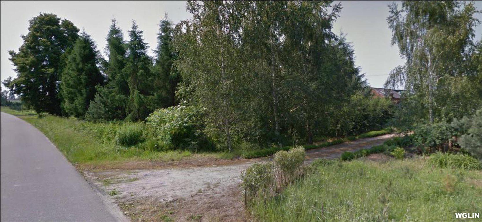 Działka rolna na sprzedaż Podłęcze, Podłęcze  3553m2 Foto 1