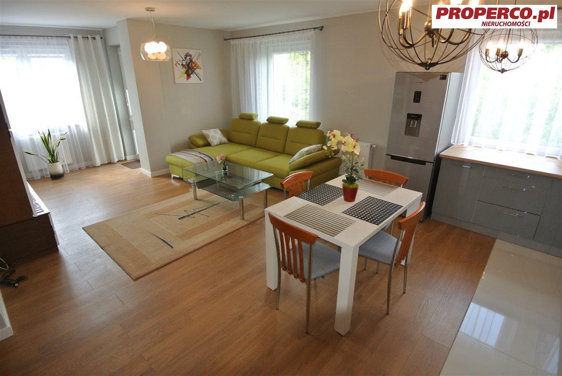 Mieszkanie dwupokojowe na wynajem Kielce, Centrum, Okrzei  58m2 Foto 1