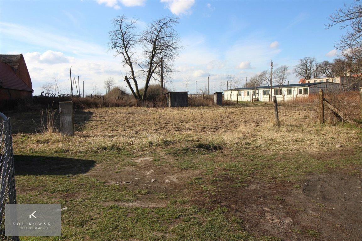 Działka budowlana na sprzedaż Namysłów, Ziemiełowice  1000m2 Foto 4