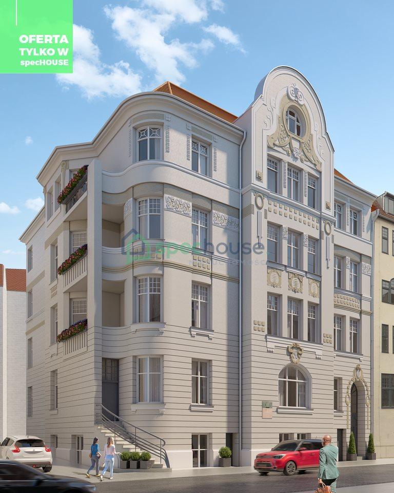 Mieszkanie czteropokojowe  na sprzedaż Poznań, Łazarz, Łazarz, Józefa Chełmońskiego  80m2 Foto 1