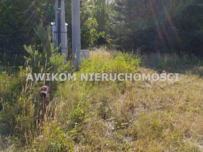 Działka budowlana na sprzedaż Żabia Wola, Żelechów  1446m2 Foto 1