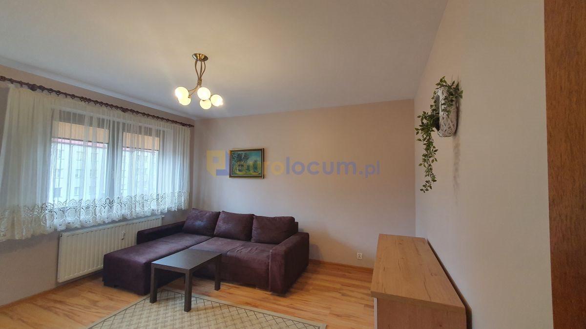 Mieszkanie dwupokojowe na wynajem Kielce, Ślichowice, Fałdowa  48m2 Foto 2