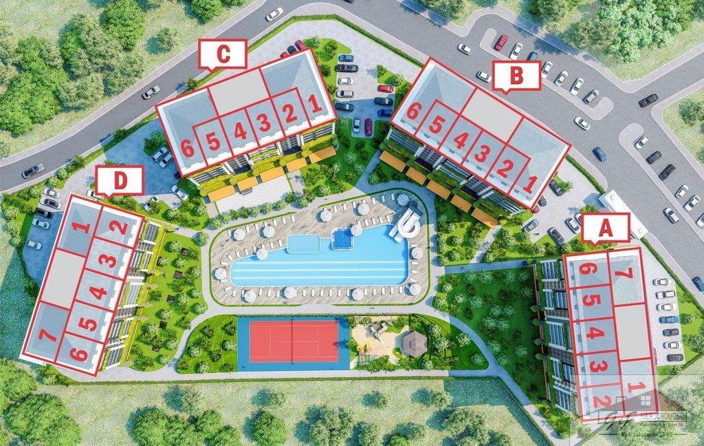 Mieszkanie dwupokojowe na sprzedaż Turcja, Alanya, Avsallar, Alanya, Avsallar  53m2 Foto 10