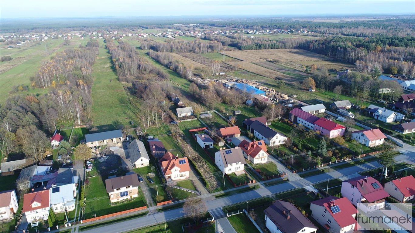 Działka budowlana na sprzedaż Dereźnia-Zagrody, Dereźnia Majdańska  1000m2 Foto 5