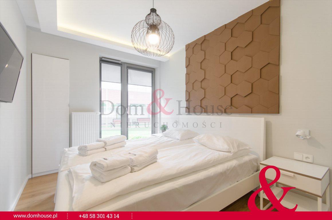 Mieszkanie dwupokojowe na wynajem Gdańsk, Śródmieście, Szafarnia  45m2 Foto 8