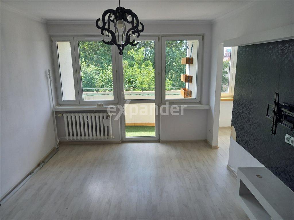 Mieszkanie trzypokojowe na sprzedaż Częstochowa, Śródmieście, Nadrzeczna  48m2 Foto 1