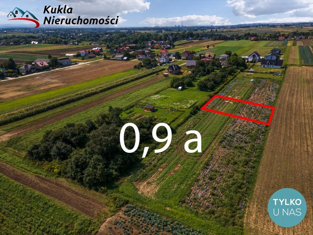 Działka budowlana na sprzedaż Kraków, Nowa Huta, Władysława Łozińskiego  900m2 Foto 4