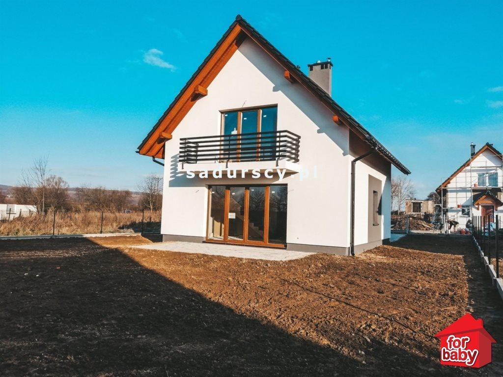 Dom na sprzedaż Zabierzów, Więckowice, Więckowice, Akacjowa - okolice  109m2 Foto 1