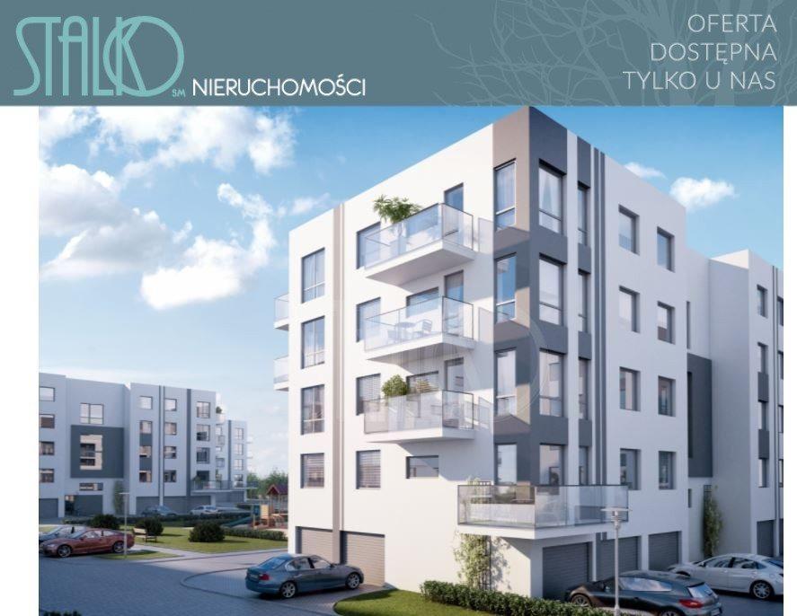 Mieszkanie trzypokojowe na sprzedaż Rumia  57m2 Foto 1