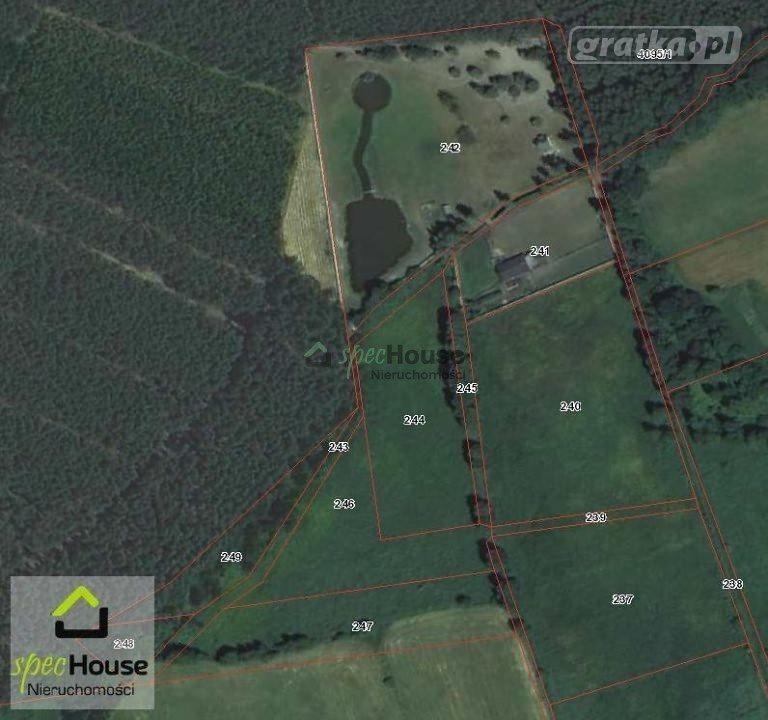 Działka rolna na sprzedaż Sława  38751m2 Foto 1