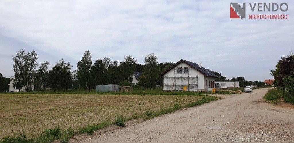 Działka budowlana na sprzedaż Jerzykowo  1400m2 Foto 2