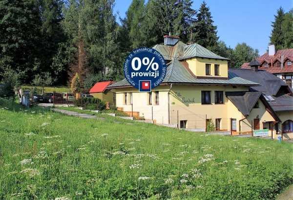 Lokal użytkowy na sprzedaż Wisła, Głębce  450m2 Foto 1