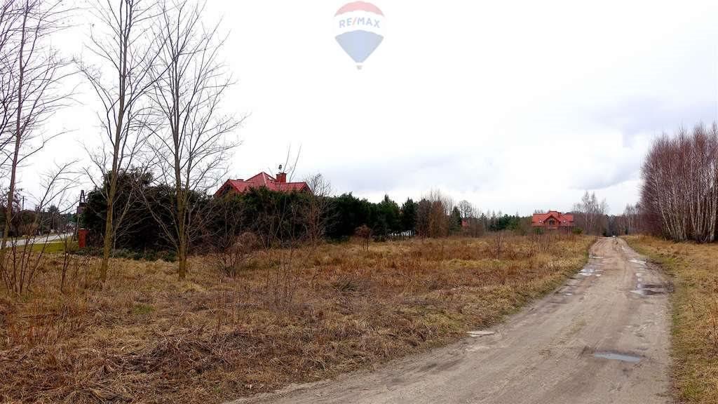 Działka budowlana na sprzedaż Rosanów, Polna  1042m2 Foto 1