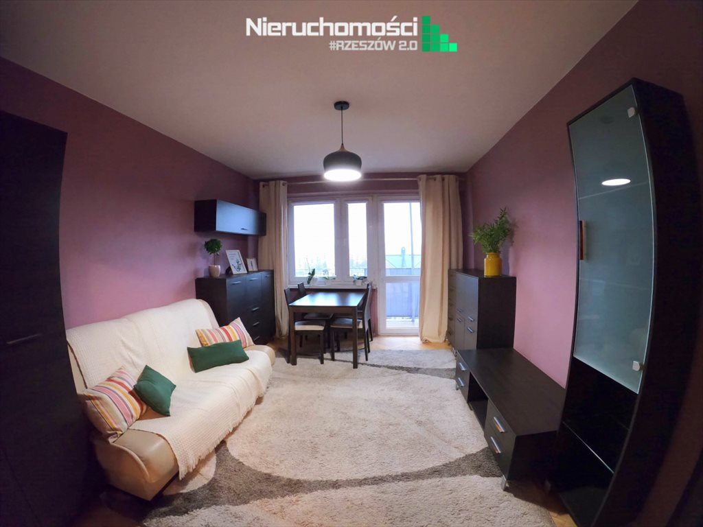 Mieszkanie trzypokojowe na sprzedaż Rzeszów  68m2 Foto 8
