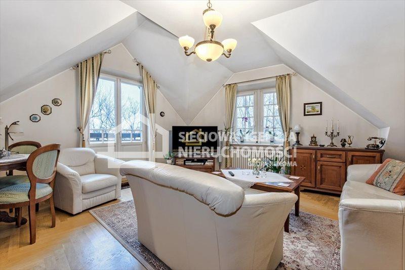 Mieszkanie trzypokojowe na sprzedaż Sopot, Grunwaldzka  103m2 Foto 1