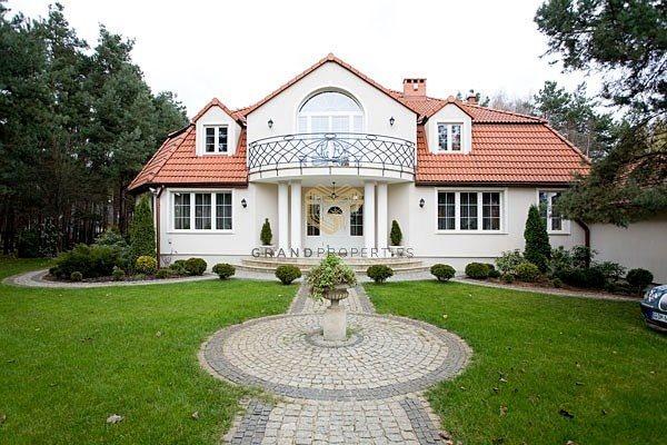 Dom na sprzedaż Konstancin-Jeziorna  650m2 Foto 2