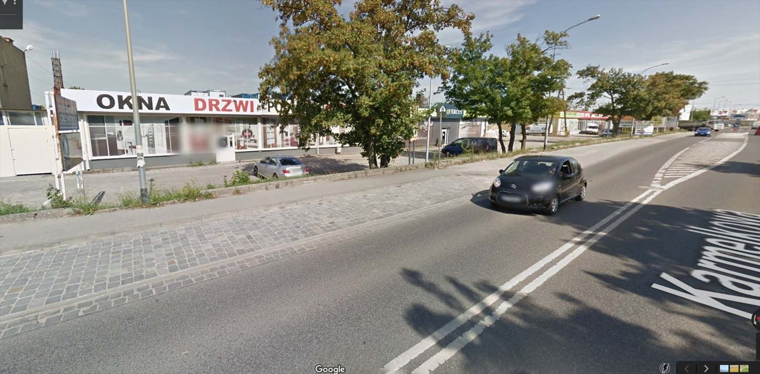 Działka komercyjna pod dzierżawę Wrocław, Krzyki, Klecina  250m2 Foto 1