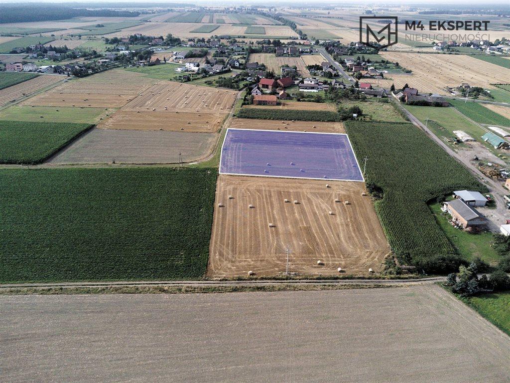 Działka budowlana na sprzedaż Łąkociny, Krótka  6800m2 Foto 5