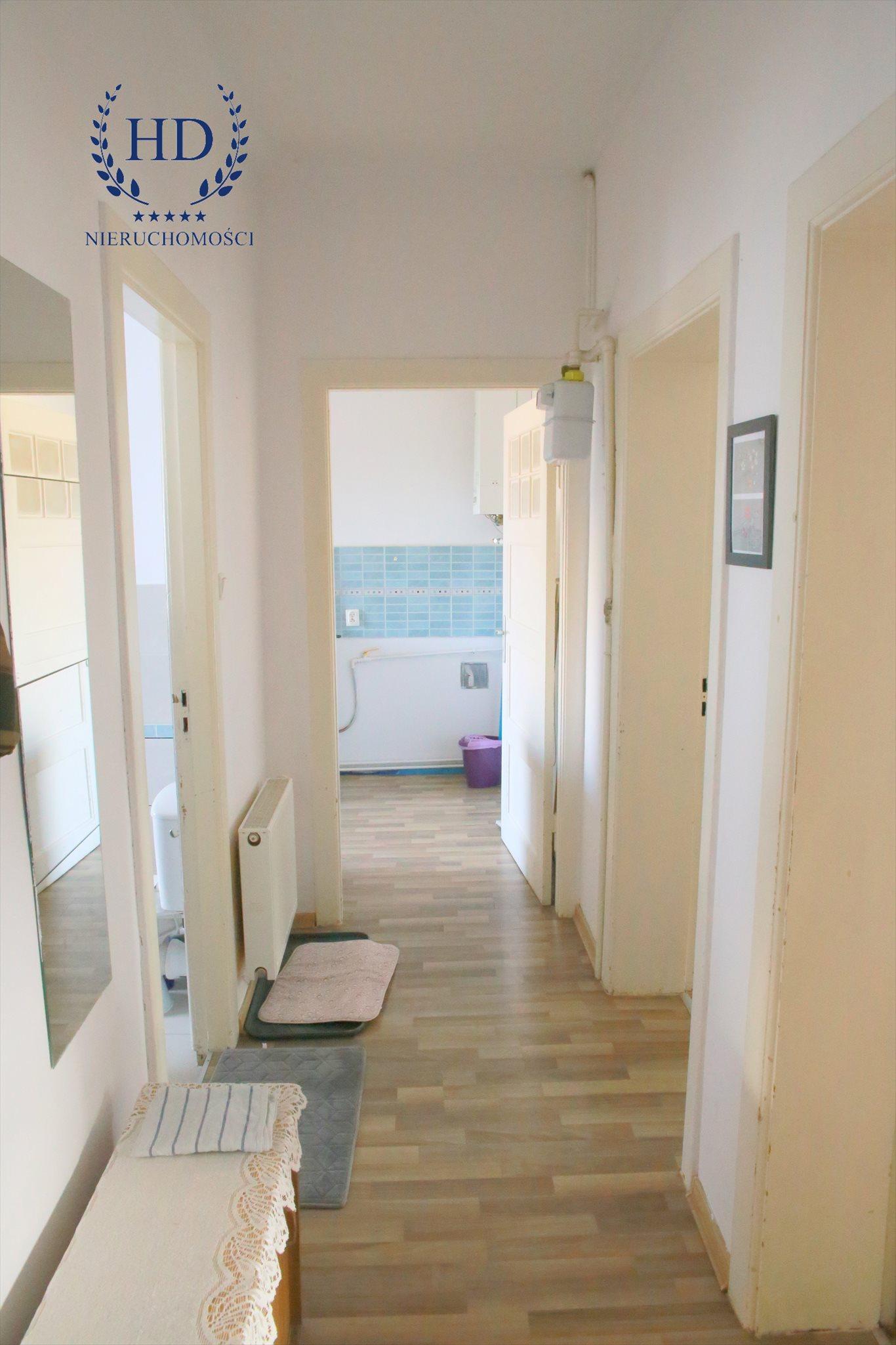 Mieszkanie trzypokojowe na wynajem Gdańsk, Wrzeszcz, Kosciuszki  60m2 Foto 10