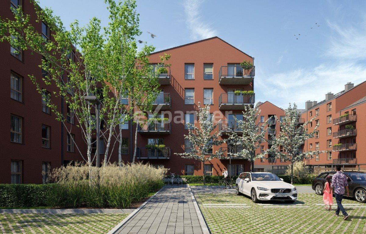 Mieszkanie dwupokojowe na sprzedaż Poznań, Naramowice  45m2 Foto 4
