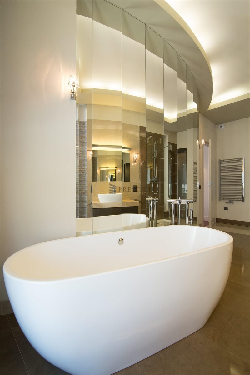 Luksusowe mieszkanie na wynajem Warszawa, Śródmieście, Centrum  373m2 Foto 11