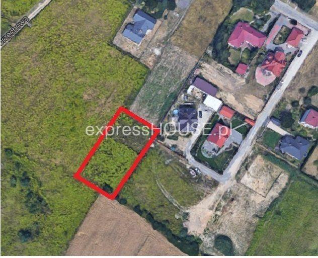 Działka budowlana na sprzedaż Lublin, Ponikwoda, Palmowa  1414m2 Foto 1