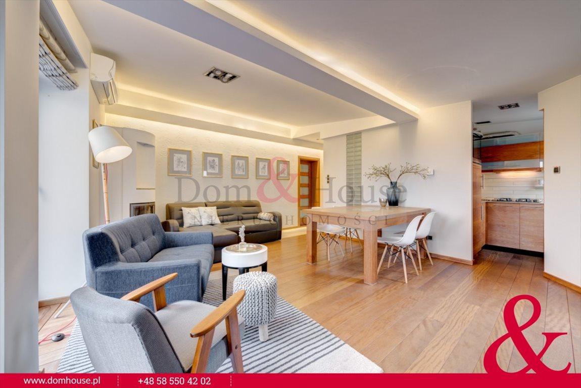 Mieszkanie trzypokojowe na wynajem Sopot, Dolny, Grunwaldzka  87m2 Foto 1