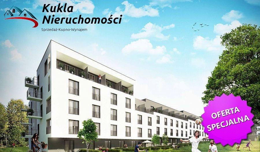 Mieszkanie trzypokojowe na sprzedaż Kraków, Klonowica  53m2 Foto 1